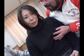 これが本当の熟女中出しナンパ in 笹塚 DSE-113